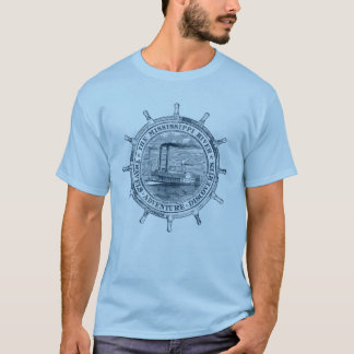 Mississippi River. Travels. Adventure. Discoveries T-Shirt