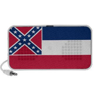Mississippi State Flag iPod Speakers