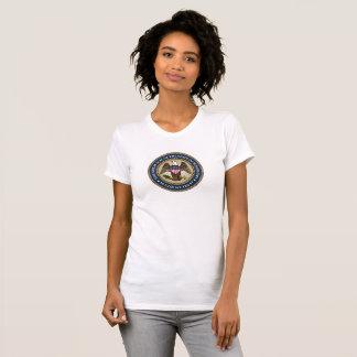 Mississippi state seal america republic symbol fla T-Shirt