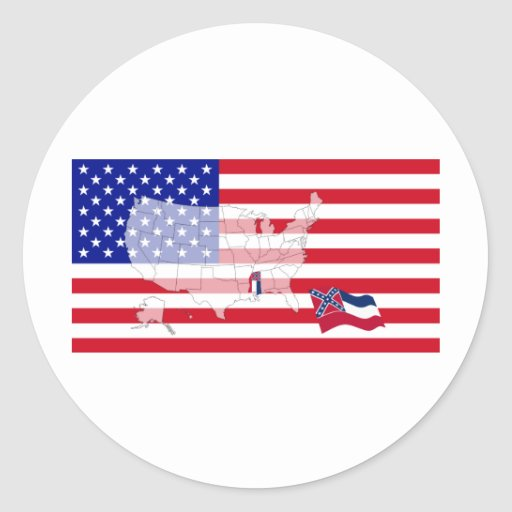 Mississippi Stickers