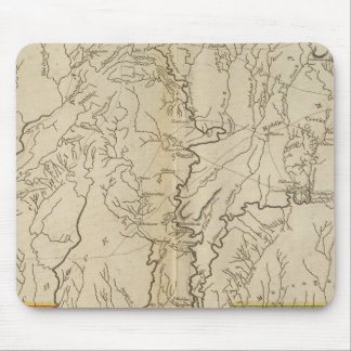 Mississippi Territory 2 Mouse Mat