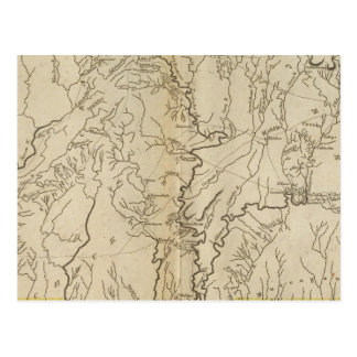 Mississippi Territory 2 Postcard