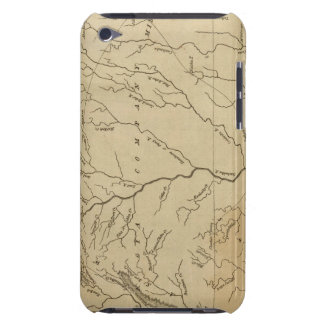 Mississippi Territory 3 iPod Touch Cases