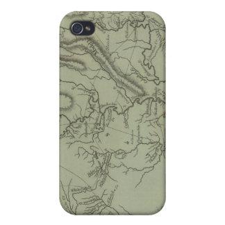 Mississippi Territory iPhone 4 Case