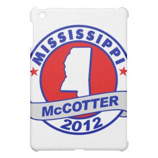 Mississippi Thad McCotter iPad Mini Cases
