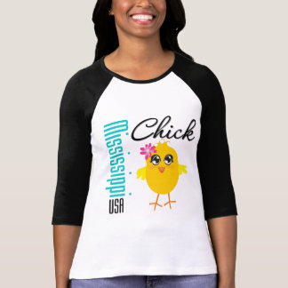 Mississippi USA Chick Tees