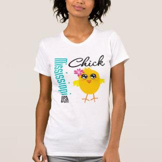 Mississippi USA Chick Tshirt