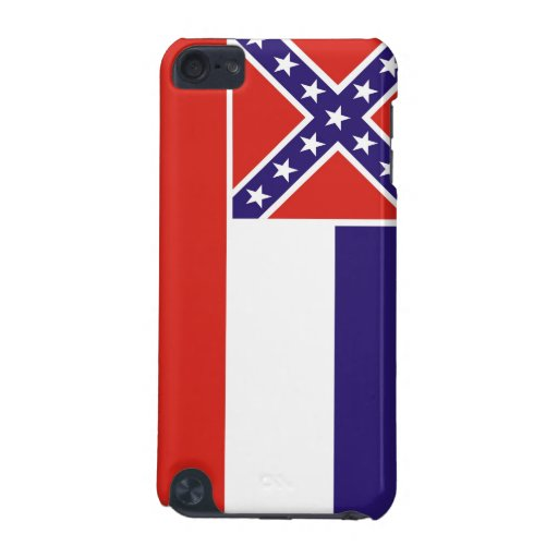 mississippi usa state flag case united america iPod touch 5G cover