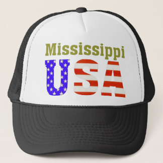 Mississippi USA! Trucker Hat