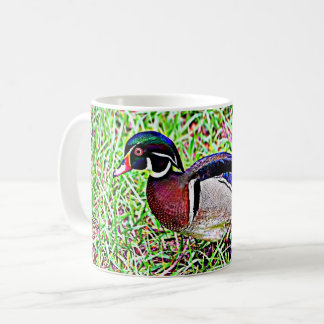 Mississippi Wood Duck Coffee Mug
