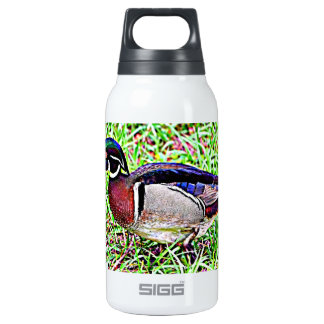Mississippi Wood Duck Insulated Water Bottle