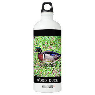 Mississippi Wood Duck SIGG Traveller 1.0L Water Bottle