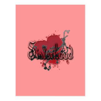 MissMissyLue s Sisterhood Postcard