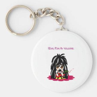 MissMissyLue's Song For My Valentine Key Chain