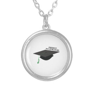 Misson Accomplished Personalized Necklace