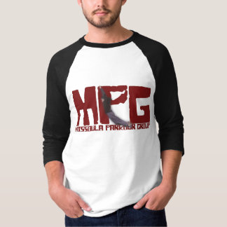 Missoula Parkour Group Logo Shirt