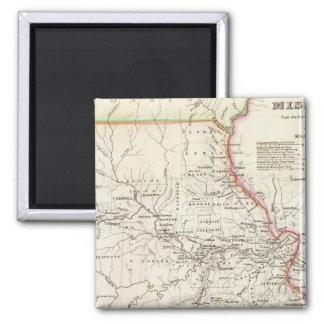 Missouri 2 magnet