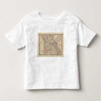 Missouri 4 toddler T-Shirt