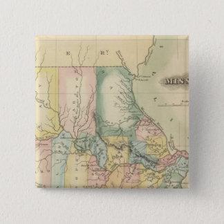 Missouri 5 15 cm square badge