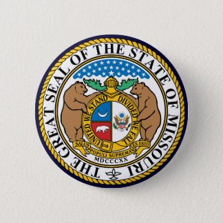 Missouri 6 Cm Round Badge