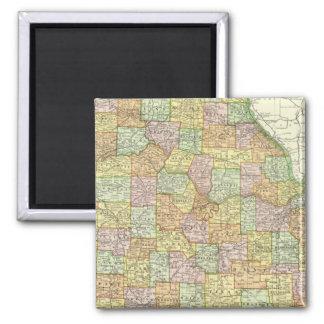 Missouri 6 magnet