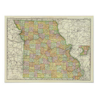 Missouri 6 poster