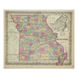 Missouri 8 poster