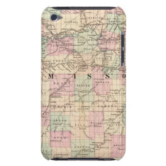 Missouri 9 iPod touch case