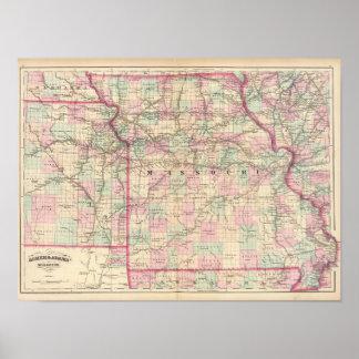 Missouri 9 poster