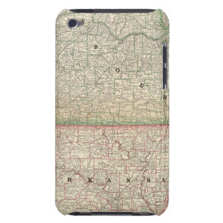 Missouri and Arkansas iPod Touch Case