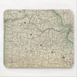 Missouri and Arkansas Mouse Mat