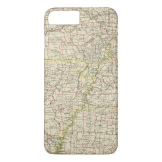 Missouri, Arkansas, Kentucky, Tennessee iPhone 8 Plus/7 Plus Case
