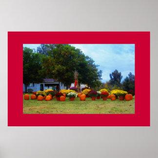 Missouri Autumn Print