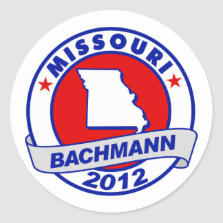 Missouri Bachmann Stickers