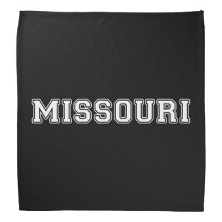 Missouri Bandanas