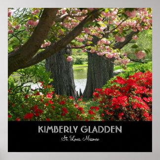 Missouri Botanical Garden Poster
