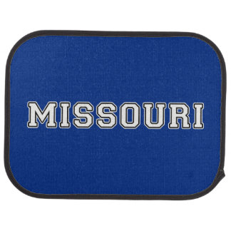 Missouri Car Mat