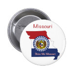 Missouri Flag and Map Button