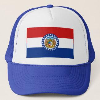 Missouri Flag Hat
