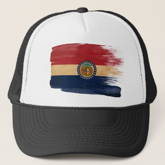 Missouri Flag Trucker Hat