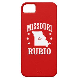 MISSOURI FOR RUBIO iPhone 5 CASE
