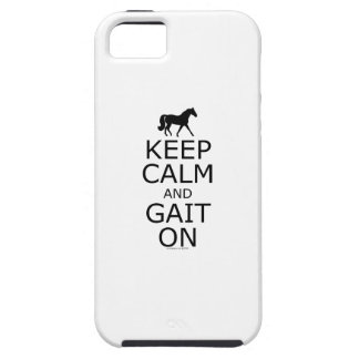 Missouri Fox Trotter Keep Calm Gait On Case For The iPhone 5
