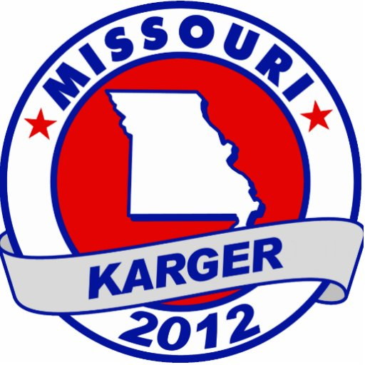 Missouri Fred Karger Photo Cutouts