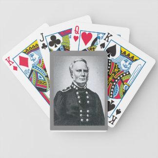 MISSOURI GENERAL STERLING PRICE POKER CARDS