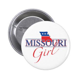 Missouri Girl Button