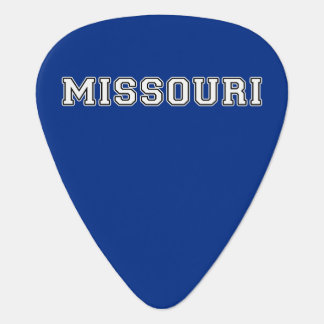 Missouri Guitar Pick