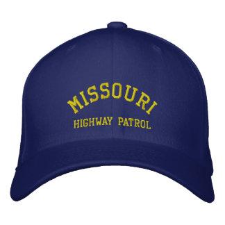 MISSOURI, HIGHWAY PATROL EMBROIDERED CAP