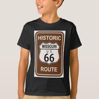 Missouri Historic Route 66 T-Shirt