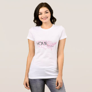 Missouri Home State in America T-Shirt