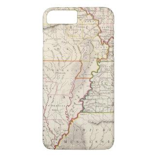 Missouri, Ill, Ky, Tenn, Ala, Miss, Ark iPhone 8 Plus/7 Plus Case